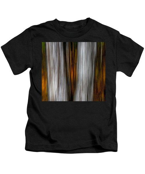Twin Trunks Kids T-Shirt