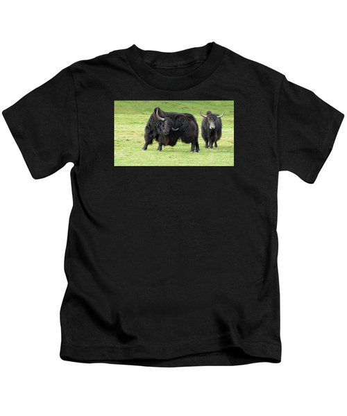 Yaketty Yak Kids T-Shirt
