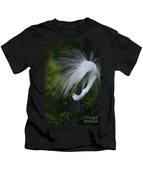 Under My Wing Kids T-Shirt