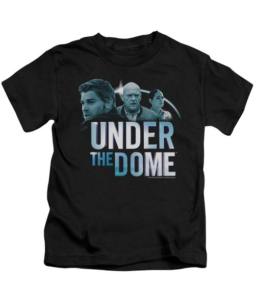 Under The Dome - Character Art Kids T-Shirt