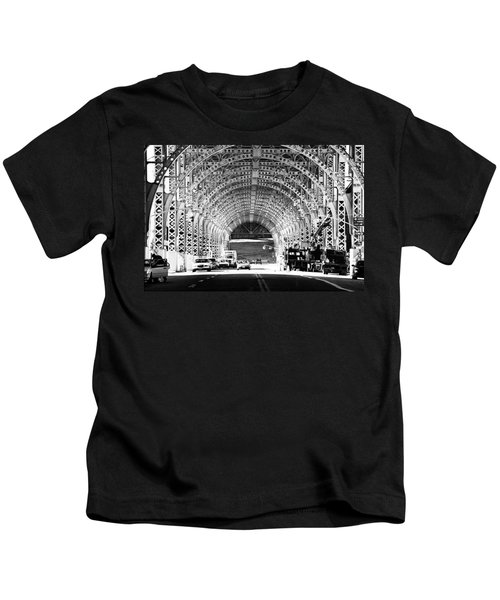 Under The West Side Highway Kids T-Shirt