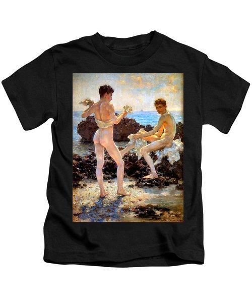 Under The Western Sun Kids T-Shirt