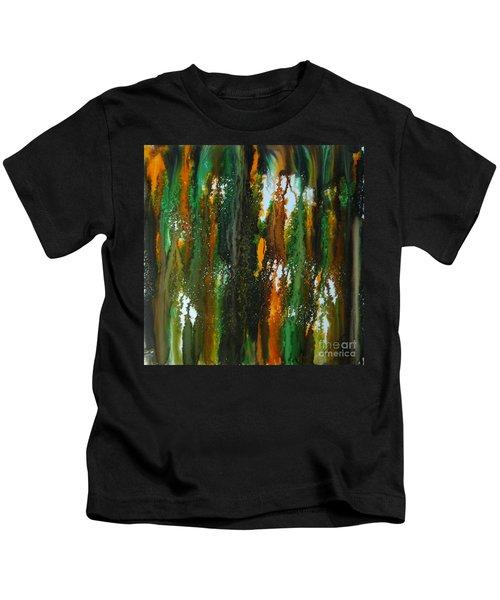 Spring Of Duars Kids T-Shirt