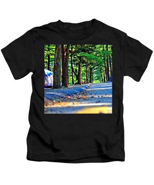 Unknown Destination Kids T-Shirt