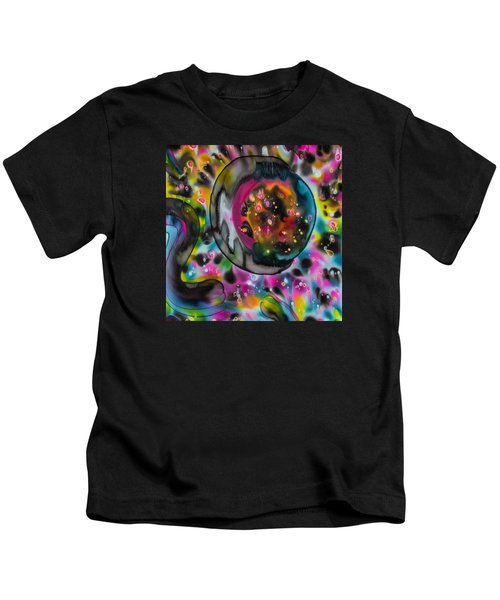 Through The Looking Glass Kids T-Shirt