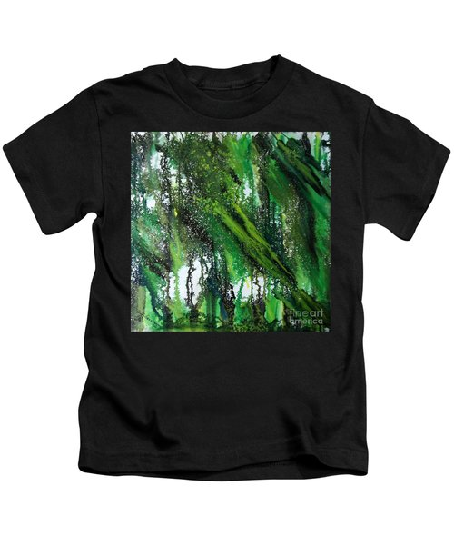Forest Of Duars Kids T-Shirt