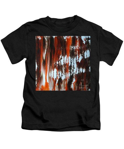 Sunrise Of Duars Kids T-Shirt