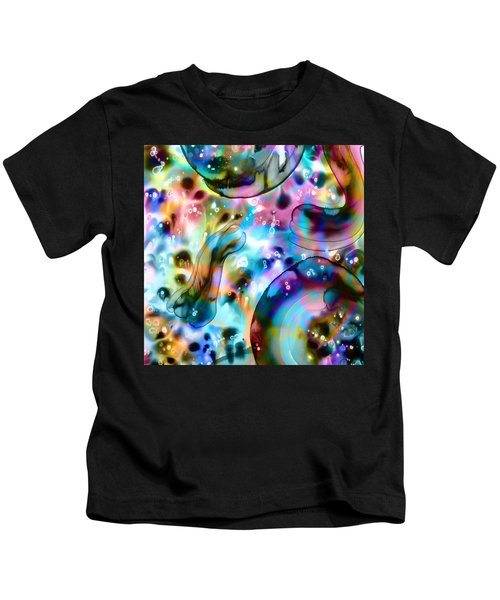 Molecules And Mankind Kids T-Shirt