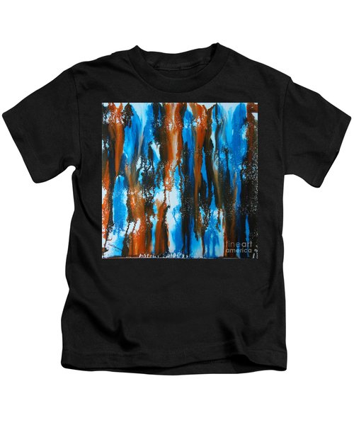 Winter Vs. Summer Kids T-Shirt