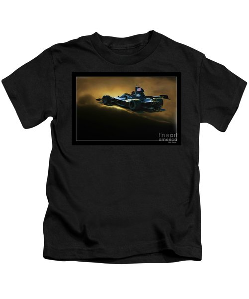 Uop Shadow F1 Car Kids T-Shirt