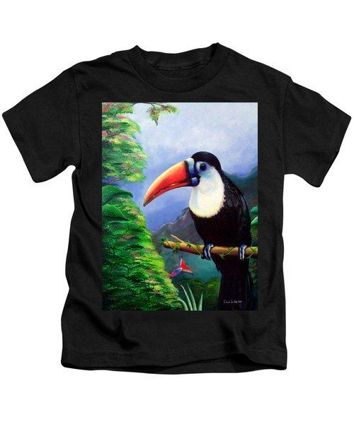 Up Close Kids T-Shirt