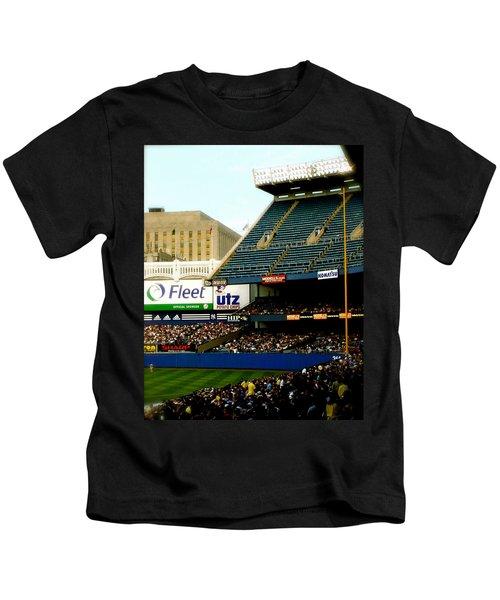 Upper Deck  The Yankee Stadium Kids T-Shirt
