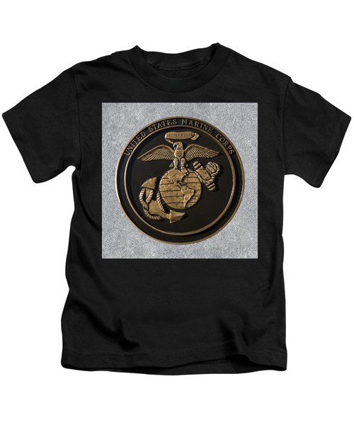Us Marine Corps Kids T-Shirt
