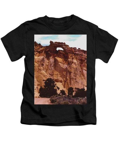 Utah Arch Kids T-Shirt