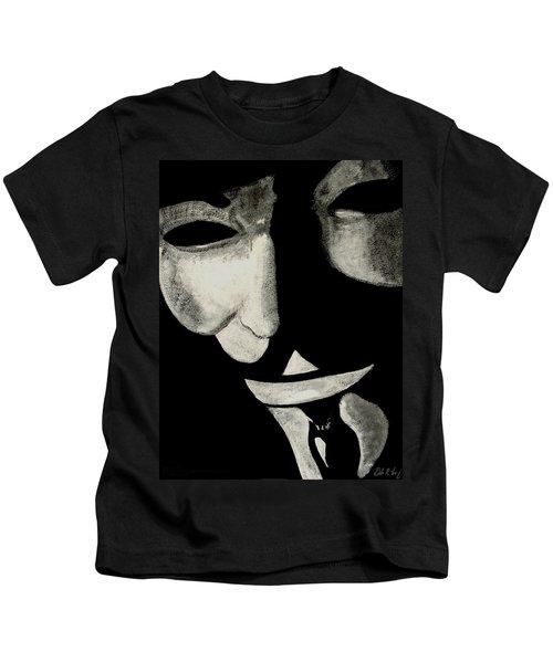 V Kids T-Shirt