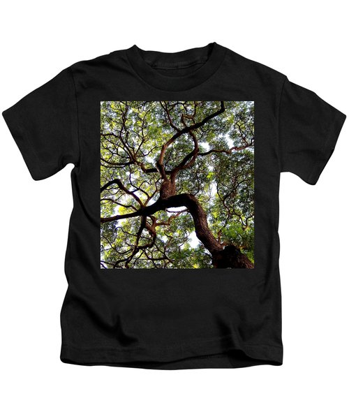 Veins Of Life Kids T-Shirt