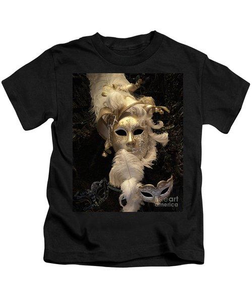 Venetian Face Mask B Kids T-Shirt