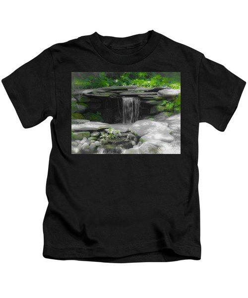 Verde Falls Kids T-Shirt