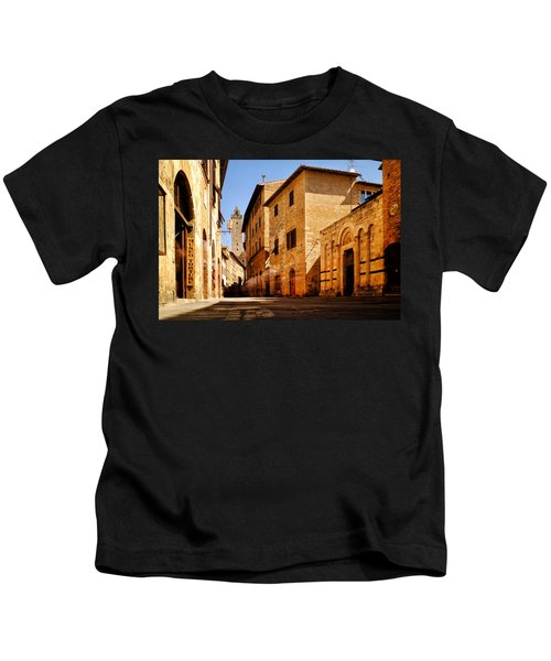Via San Giovanni Kids T-Shirt