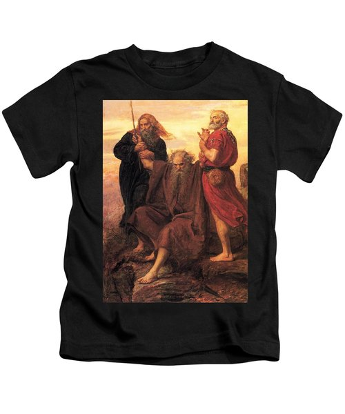 Victory  O Lord Kids T-Shirt