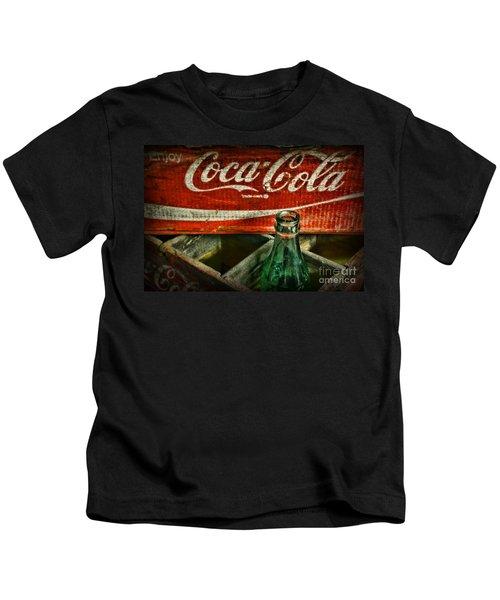 Vintage Coca-cola Kids T-Shirt