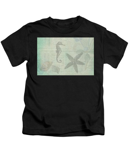 Vintage Under The Sea Kids T-Shirt