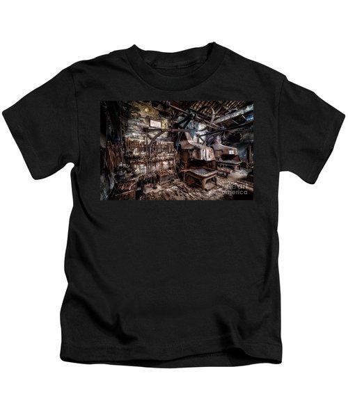 Vintage Workshop Kids T-Shirt