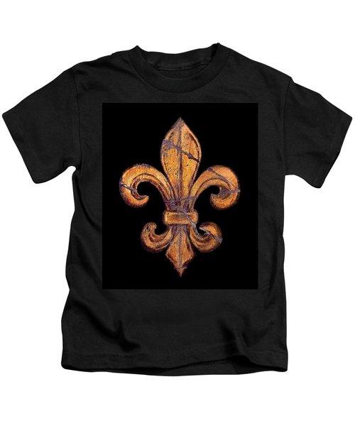 Vive La Nouvelle Orleans Kids T-Shirt