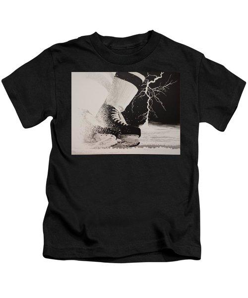 Waiting On The Thunder Kids T-Shirt