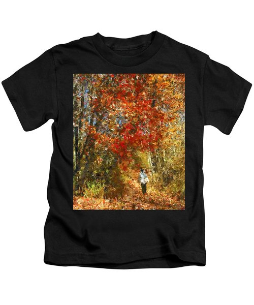 Walk On The Wild Side Kids T-Shirt