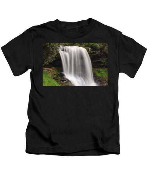 Walk Under A River Kids T-Shirt
