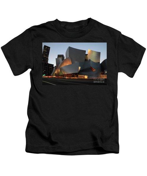 Walt Disney Concert Hall 21 Kids T-Shirt