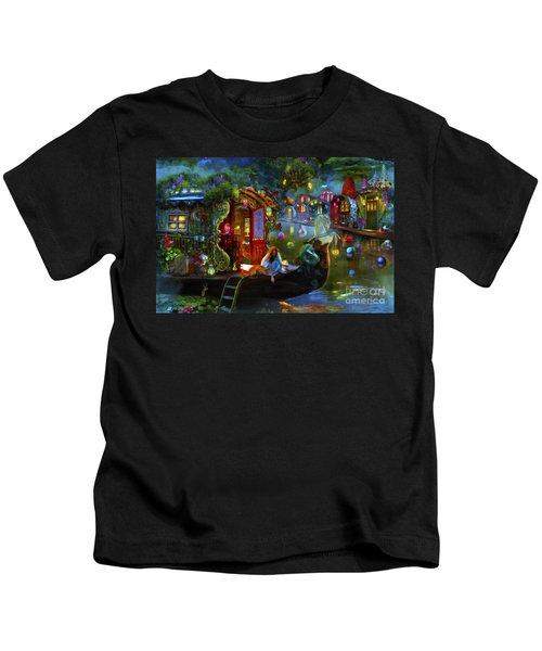 Wanderer's Cove Kids T-Shirt