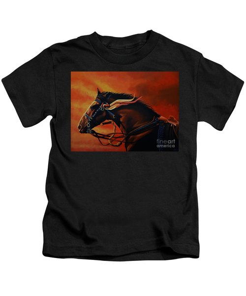 War Horse Joey  Kids T-Shirt