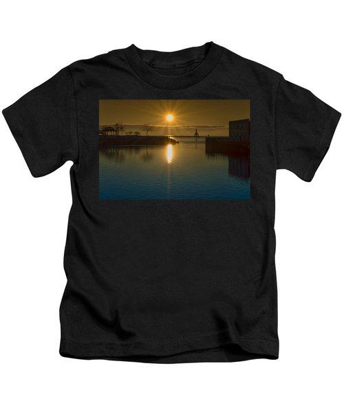 Warming Sun Kids T-Shirt