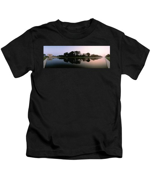Washington Dc Kids T-Shirt by Panoramic Images