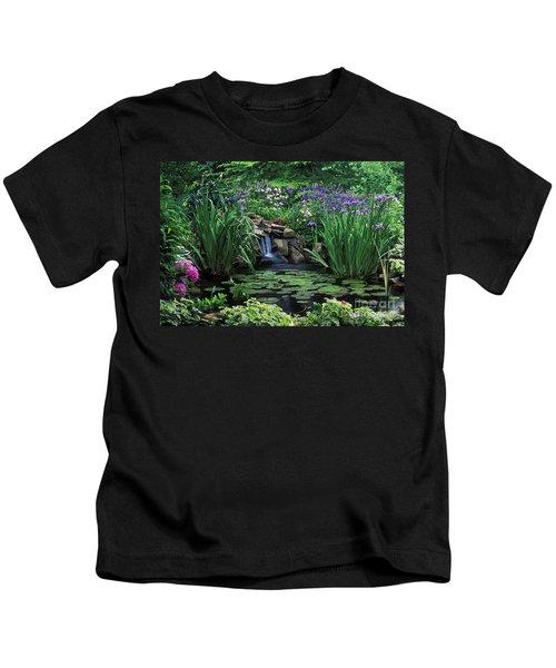 Water Feature - Fs000150 Kids T-Shirt