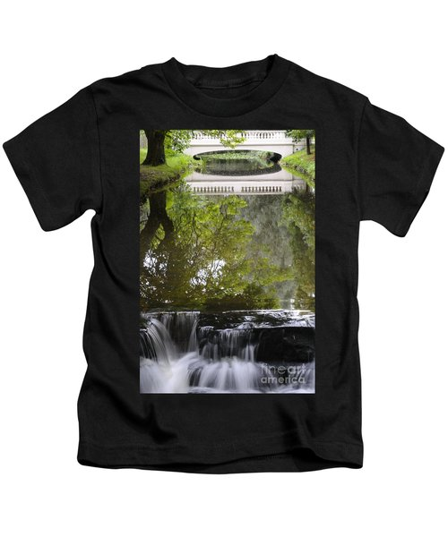 Water Reflection Kids T-Shirt