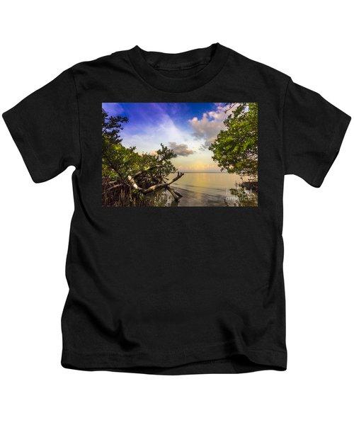 Water Sky Kids T-Shirt