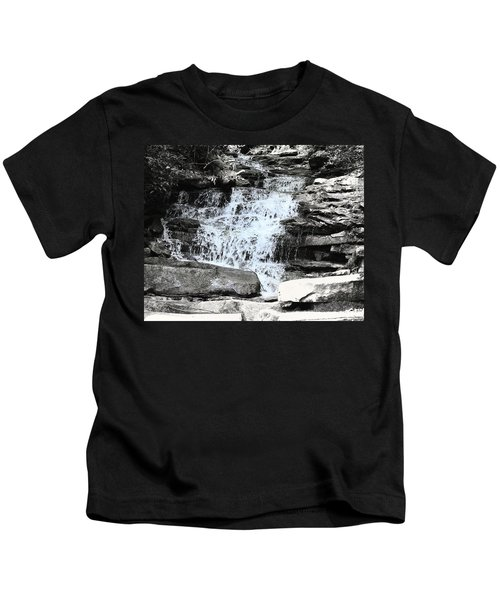 Waterfall 3 Kids T-Shirt