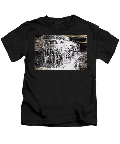 Waterfall 4 Kids T-Shirt
