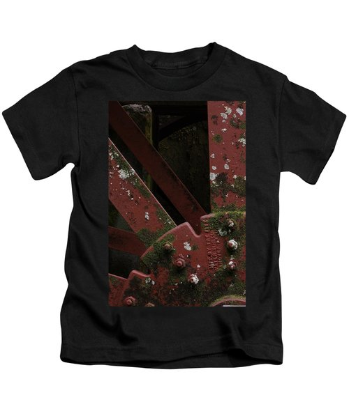 Waterwheel Up Close Kids T-Shirt