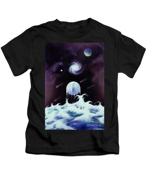Waterworld II Kids T-Shirt