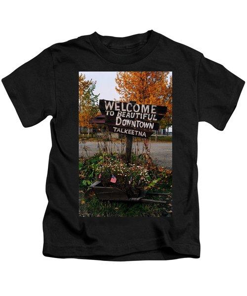 Welcome ... Kids T-Shirt