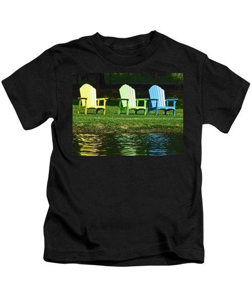 Westchester Adirondacks Kids T-Shirt