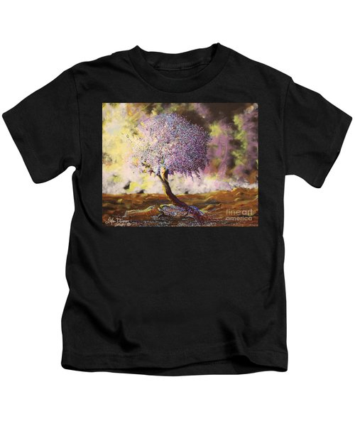 What Dreams May Come Spirit Tree Kids T-Shirt
