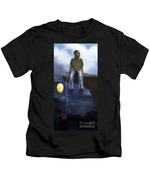 Where The Sidewalk Ends Kids T-Shirt