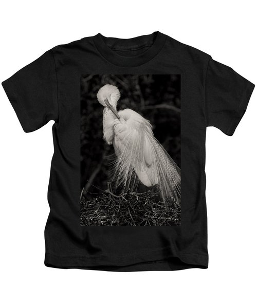 Whispy And Delicate Kids T-Shirt