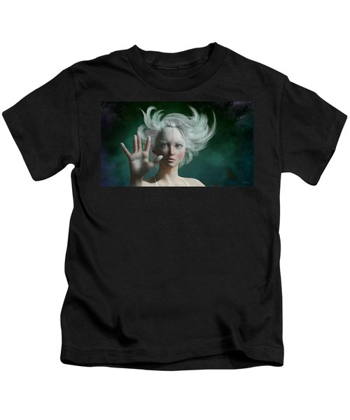 White Faun Kids T-Shirt
