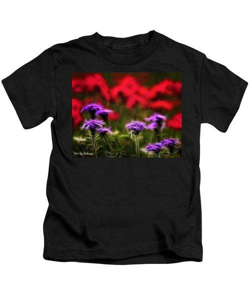 Wildflower Fantasy Kids T-Shirt